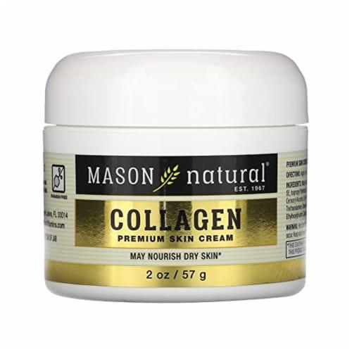 Mason Naturals - Collagen Beauty Cream - 1 Each - 2 OZ Perspective: front
