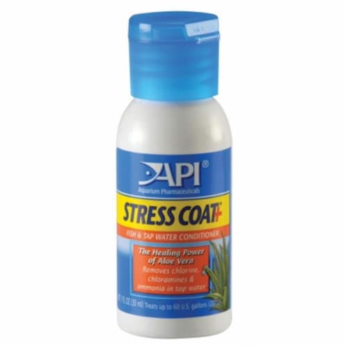 Mars Fishcare North Amer - Stress Coat 1 Ounce - 85G Perspective: front