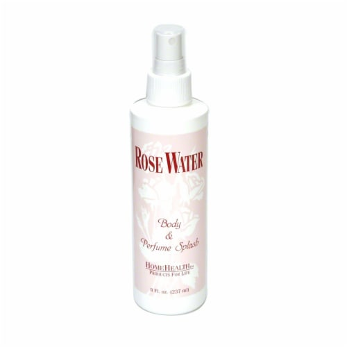 Home Health Rose Water Splash Perspective: front