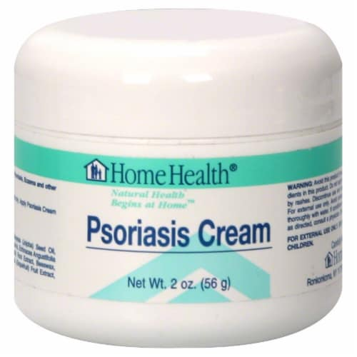 Home Health Psoriasis Cream Perspective: front