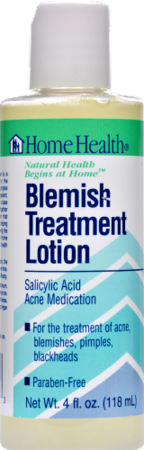 Home Health Blemish Treatment Lotion Perspective: front