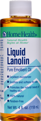 Home Health Liquid Lanolin Perspective: front