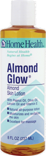 Home Health Almond Glow Lotion Perspective: front