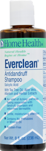 Home Health Everclean Antidandruff Shampoo Perspective: front