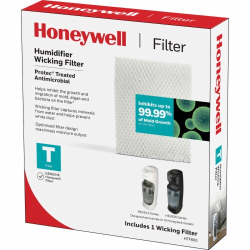 Honeywell Humidifer Wicking Filter Perspective: front