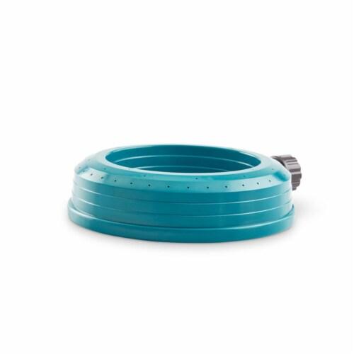 Gilmour 7005728 900 sq. ft. Plastic Ring Base Sprinkler Perspective: front