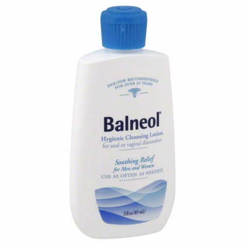 Balneol Cleansing Lotion Perspective: front