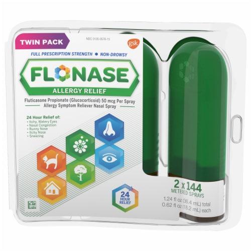 Fred Meyer - Flonase Allergy Relief Spray, 2 ct / 0 62 fl oz