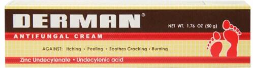 Derman Antifungal Cream Perspective: front