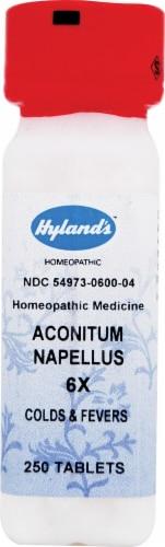 Hyland's  Aconitum Napellus 6X Perspective: front