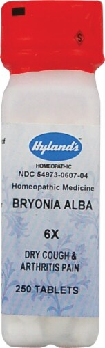 Hyland's  Bryonia Alba 6x Perspective: front