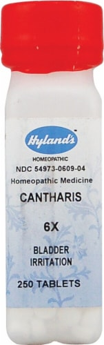 Hyland's  Cantharis   6x Perspective: front