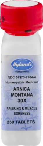 Hyland's Homeopathic Arnica Montana Tablets Perspective: front