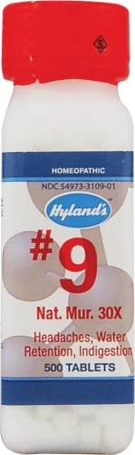 Hyland's  No.9 Nat. Mur. 30x Perspective: front
