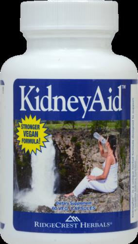 Ridgecrest Herbals Kidney Aid Perspective: front