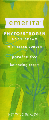 Emerita Phytoestrogen Body Cream Perspective: front