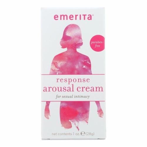 Emerita ResponseTopical Sexual Arousal Cream For Women - 28 g - 1 oz Perspective: front