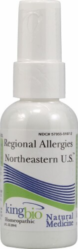 Dr. King's Northeastern U.S. Natural Medicine Spray Perspective: front
