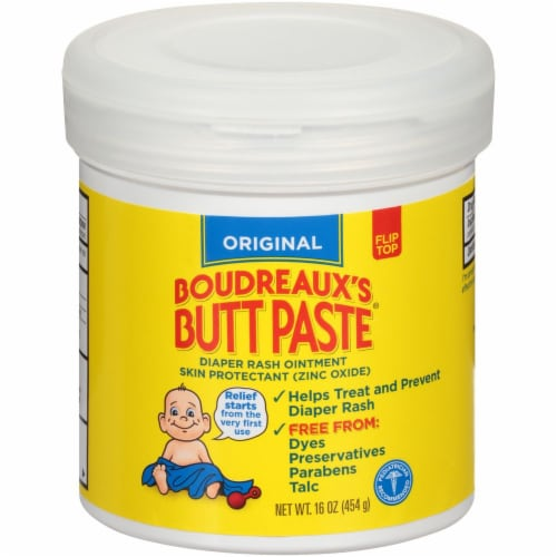Boudreaux's Original Butt Paste Perspective: front