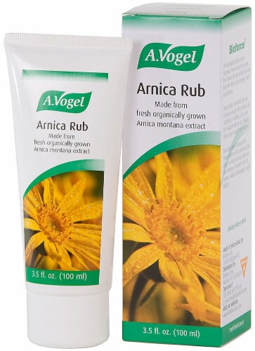 A Vogel  Arnica Rub Perspective: front