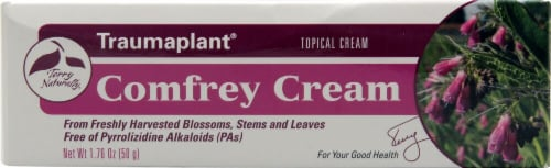 Terry Naturally Traumaplant Comfrey Cream Perspective: front