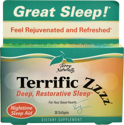 Terry Naturally  Terrific Zzzz™ Perspective: front