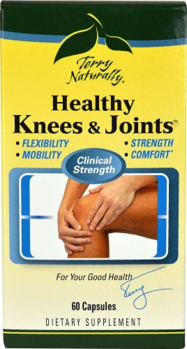 Terry Naturally  Healthy Knees & Joints™ Perspective: front