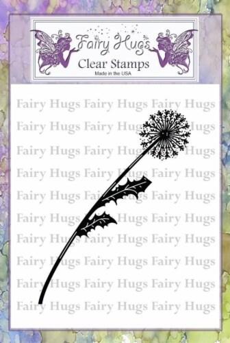 Fairy Hugs Stamps - Dandelion Perspective: front