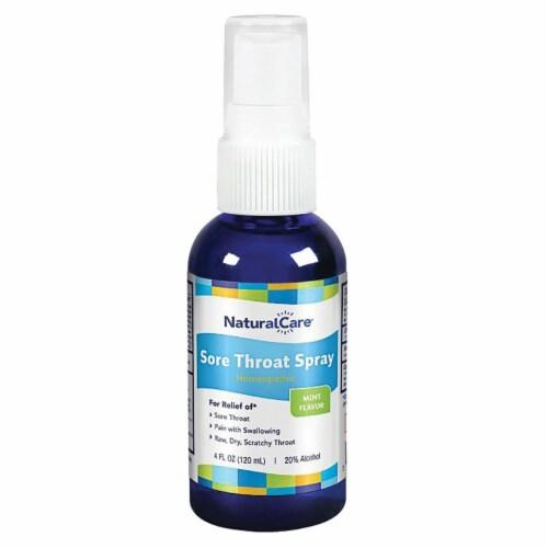 Natrabio Sore Throat Pain Relief Spray Perspective: front