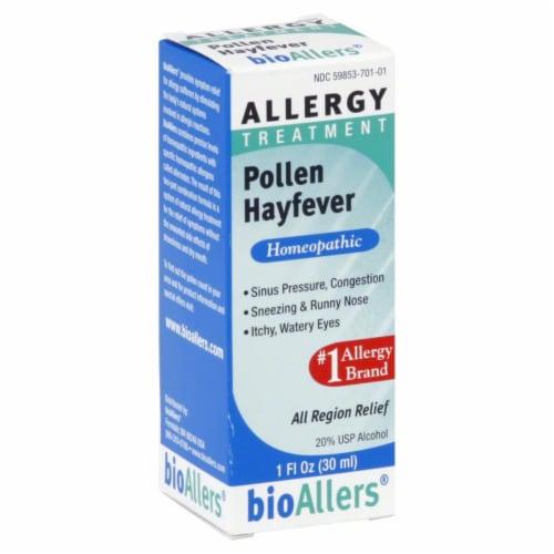 Bio Allers Pollen & Hayfever Perspective: front