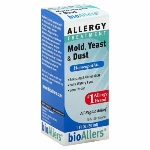 Bio Allers Mold Yeast & Dust Treatment Perspective: front