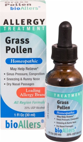 BioAllers  Grass Pollen Allergy Treatment Perspective: front