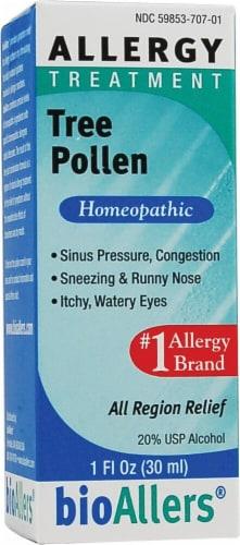 NatraBio  Tree Pollen Allergy Treatment Perspective: front