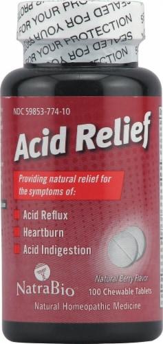 NatraBio  Acid Relief Perspective: front