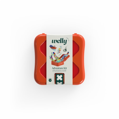 Welly First Aid Adventure Kit Perspective: front