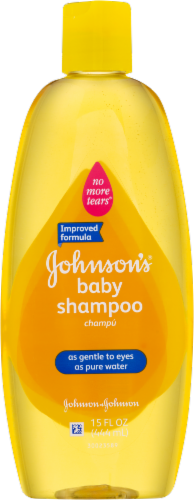 Johnson's Baby Shampoo Perspective: front