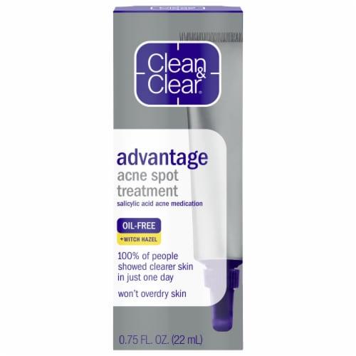 Clean & Clear Advantage Acne Spot Treatment Perspective: front