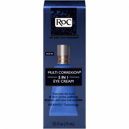 RoC Multi Correxion 5-In-1 Eye Cream Perspective: front