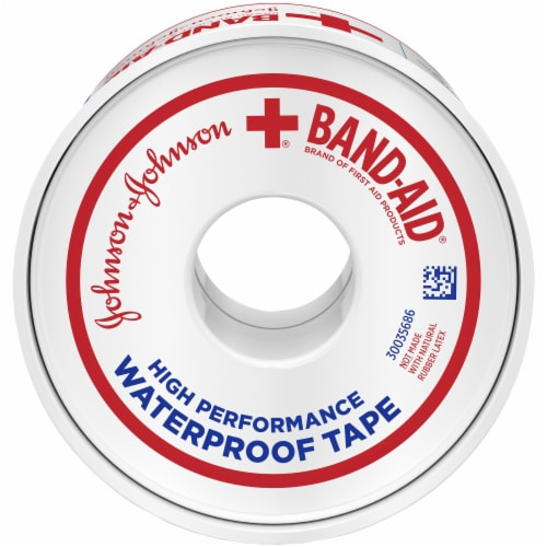Band-Aid Waterproof Tape Perspective: front