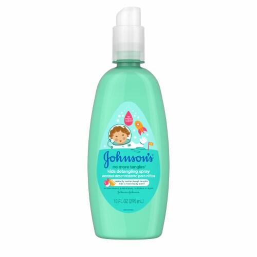 Johnson's Kids Detangling Spray Perspective: front