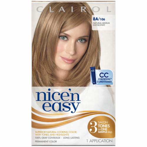 Kroger - Clairol Nice \'n Easy Hair Color Natural Medium Ash Blonde ...