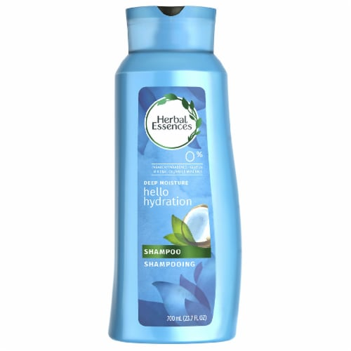 Herbal Essences Hello Hydration Deep Moisture Shampoo Perspective: front