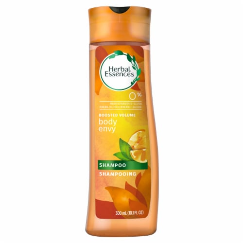 Herbal Essences Body Envy Boosted Volume Shampoo Perspective: front
