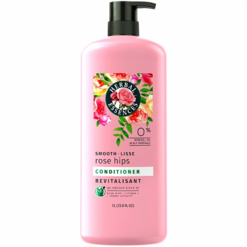 Herbal Essences Smooth Rose Hips Conditioner Perspective: front