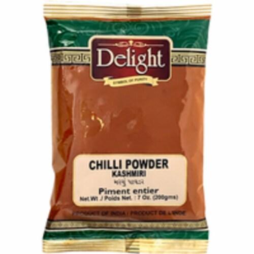 Delight Kashmiri Chilli Powder - 200 Gm Perspective: front