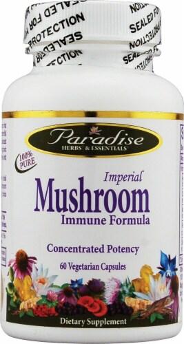 Paradise Herbs  Imperial Mushroom Immune Formula Perspective: front
