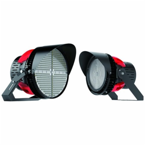 Morris Products 77020 2.375 in. Slipfitter Mount Hot Shot Sports Light Perspective: front