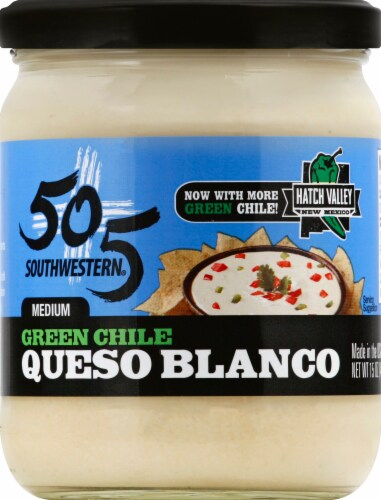 505 Southwestern Blanco Queso Perspective: front