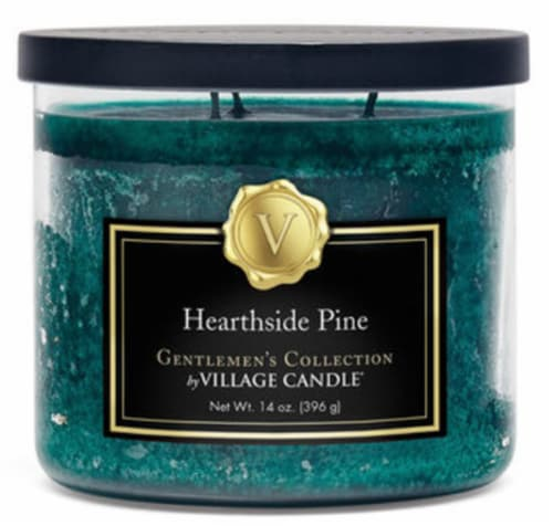 Village Candle® Hearthside Pine Bowl Candle Perspective: front