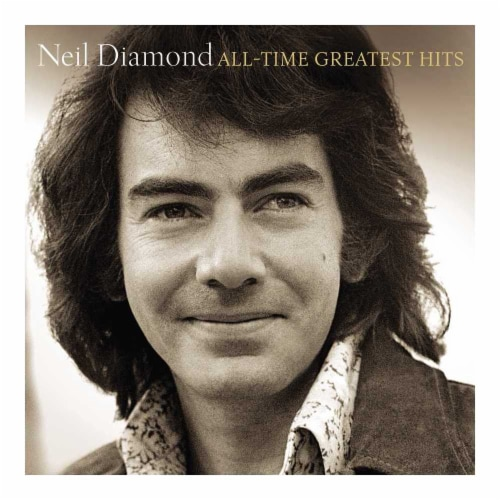 Neil Diamond: All Time Greatest Hits (Vinyl) Perspective: front